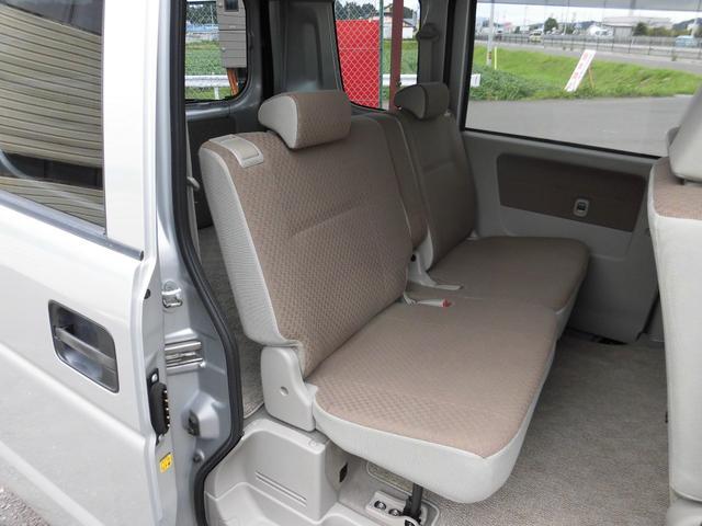 ジョインターボ 4WD ハイルーフ IC付ツインカムターボ キーレス ETC CD リヤヒーター ドアミラーヒーター 車検令和5年3月ロング ルームクリーニング済(16枚目)