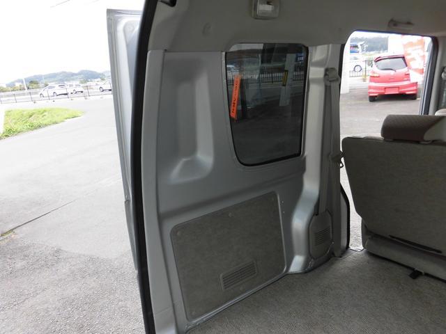 ジョインターボ 4WD ハイルーフ IC付ツインカムターボ キーレス ETC CD リヤヒーター ドアミラーヒーター 車検令和5年3月ロング ルームクリーニング済(21枚目)