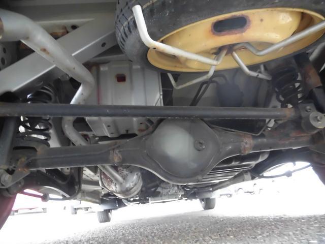 ジョインターボ 4WD ハイルーフ IC付ツインカムターボ キーレス ETC CD リヤヒーター ドアミラーヒーター 車検令和5年3月ロング ルームクリーニング済(32枚目)