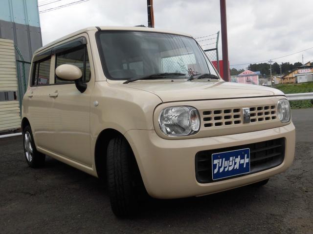 G 4WD インテリキースペア付 プッシュスタート CD ETC 社外アルミ 運転席シートヒーター ルームクリーニング済(3枚目)