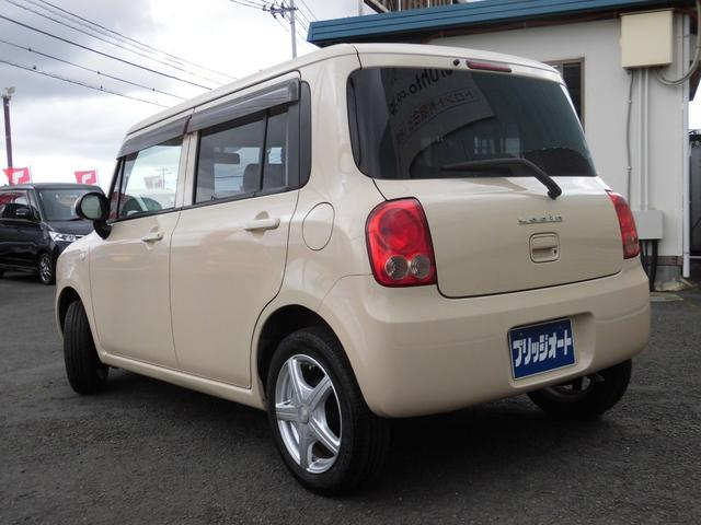 G 4WD インテリキースペア付 プッシュスタート CD ETC 社外アルミ 運転席シートヒーター ルームクリーニング済(4枚目)