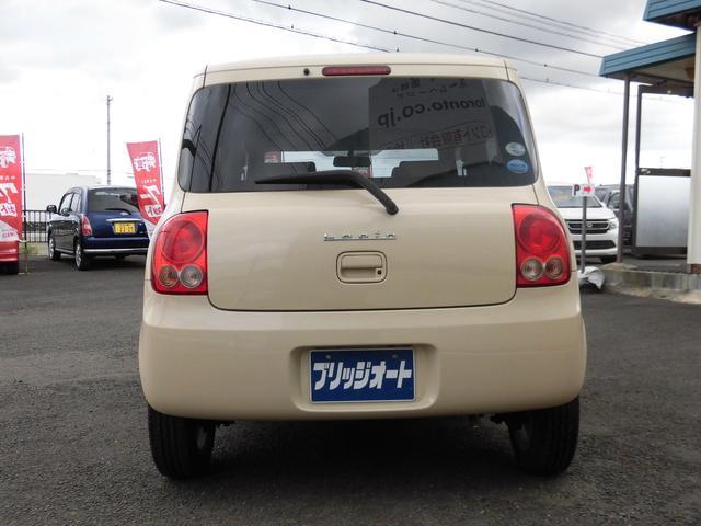 G 4WD インテリキースペア付 プッシュスタート CD ETC 社外アルミ 運転席シートヒーター ルームクリーニング済(5枚目)
