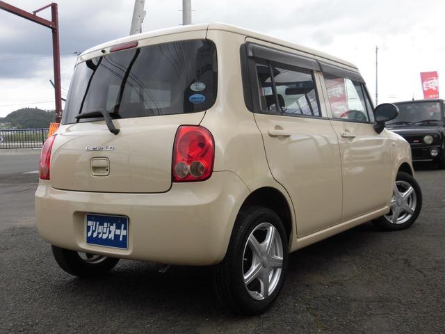 G 4WD インテリキースペア付 プッシュスタート CD ETC 社外アルミ 運転席シートヒーター ルームクリーニング済(6枚目)