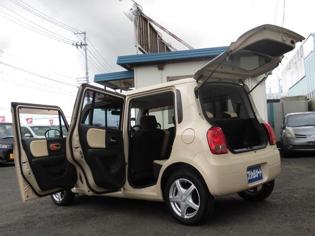 G 4WD インテリキースペア付 プッシュスタート CD ETC 社外アルミ 運転席シートヒーター ルームクリーニング済(9枚目)