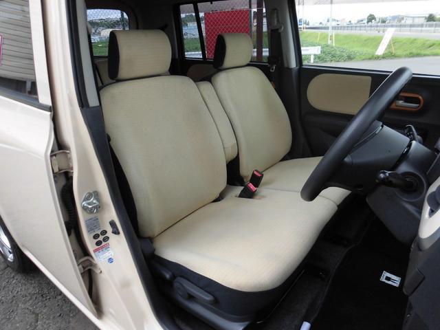 G 4WD インテリキースペア付 プッシュスタート CD ETC 社外アルミ 運転席シートヒーター ルームクリーニング済(16枚目)