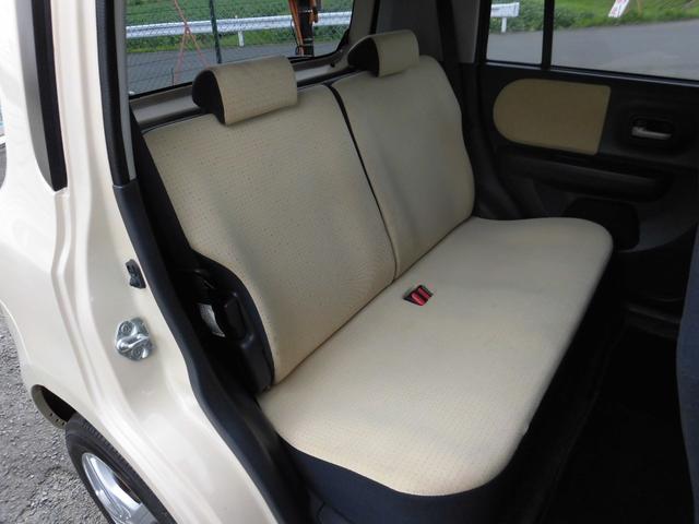 G 4WD インテリキースペア付 プッシュスタート CD ETC 社外アルミ 運転席シートヒーター ルームクリーニング済(17枚目)