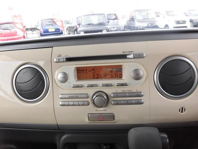 G 4WD インテリキースペア付 プッシュスタート CD ETC 社外アルミ 運転席シートヒーター ルームクリーニング済(20枚目)