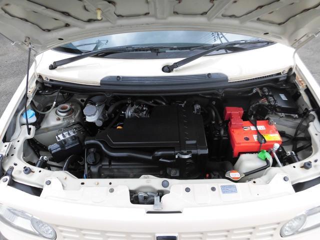 G 4WD インテリキースペア付 プッシュスタート CD ETC 社外アルミ 運転席シートヒーター ルームクリーニング済(32枚目)