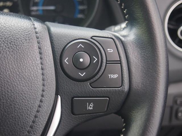 ハイブリッド 純正ナビ フルセグ Bluetooth Bカメ ETC トヨタセーフティセンス ウインカーミラー クルコン 革巻きハンドル 車線逸脱警報 修復歴なし 取説有 保証付き(29枚目)