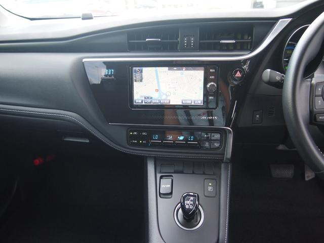 ハイブリッド 純正ナビ フルセグ Bluetooth Bカメ ETC トヨタセーフティセンス ウインカーミラー クルコン 革巻きハンドル 車線逸脱警報 修復歴なし 取説有 保証付き(39枚目)