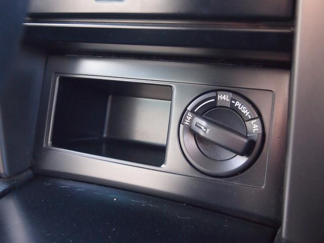TX 純正ナビ フルセグ Bカメ ETC Bluetooth対応 DVD再生 黒革シートカバー オフロードタイヤ 7人乗り(43枚目)