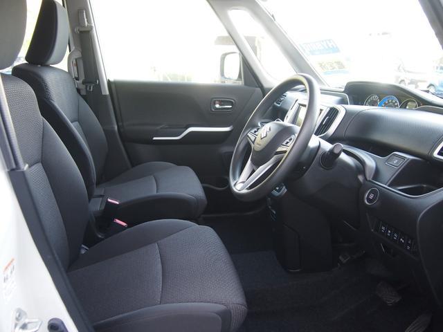 ハイブリッドMX 社外ナビ フルセグ ETC DVD再生 Bluetooth対応 左側オートスライド 右側シートヒーター レーダークルコン リアコーナーセンサー 横滑り防止機能 修復歴無し 保証付き(21枚目)
