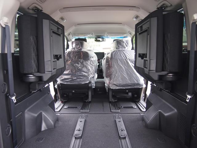 G パワーパッケージ 登録済未使用車 衝突被害軽減ブレーキ 両側オートスライド 全方位カメラ レーダークルコン 4WD パドルシフト LEDライト ディーゼルターボ パワーバックドア 7人乗り パワーシート 保証付き(61枚目)