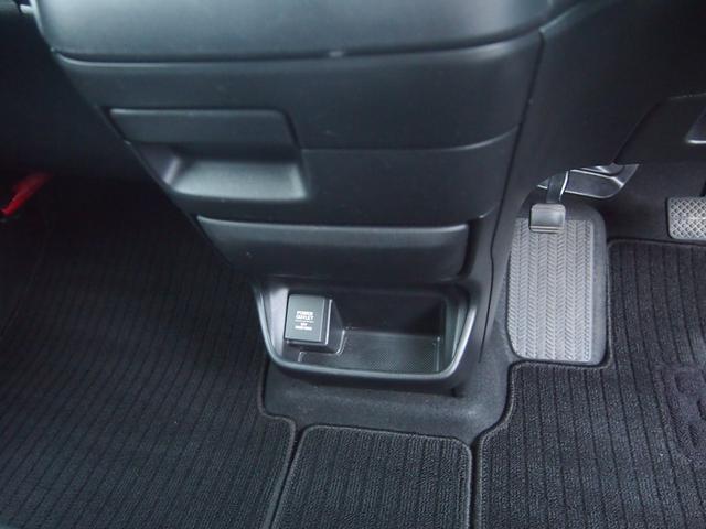 G 両側オートスライドドアbluetooth対応純正ナビ録音機能DVD-Vステアリングスイッチ横滑り防止装置アームレストLEDルームランプバックカメラ(46枚目)