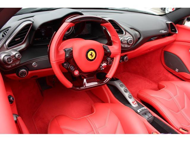「フェラーリ」「フェラーリ 488スパイダー」「オープンカー」「宮城県」の中古車4
