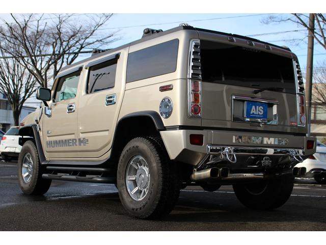 「ハマー」「ハマーH2」「SUV・クロカン」「宮城県」の中古車5