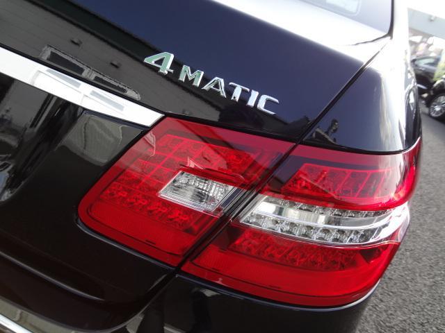 メルセデス・ベンツ M・ベンツ E300 4マチック ブルーエフィシェンシーアバンG