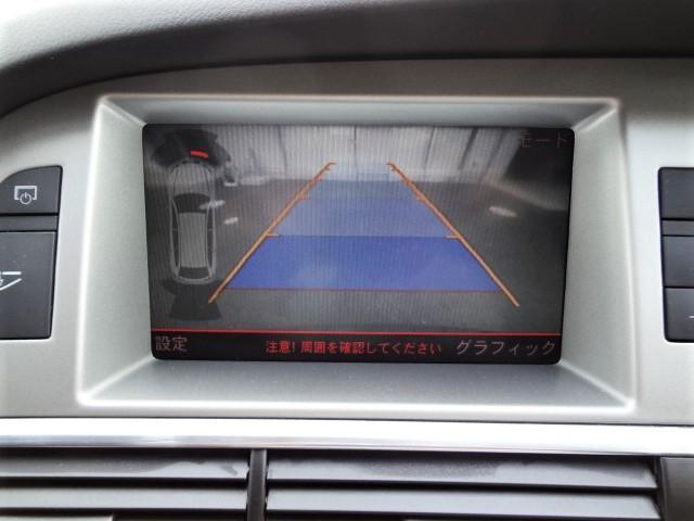 アウディ アウディ A6アバント 2.8FSIクワトロ 純正ナビ Bカメラ 本革シート