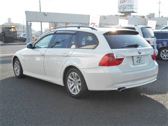 BMW BMW 320iツーリング キセノン 純正AW プッシュスタート