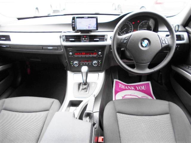 BMW BMW 320i コンフォートアクセス BBS17AW メモリーナビ