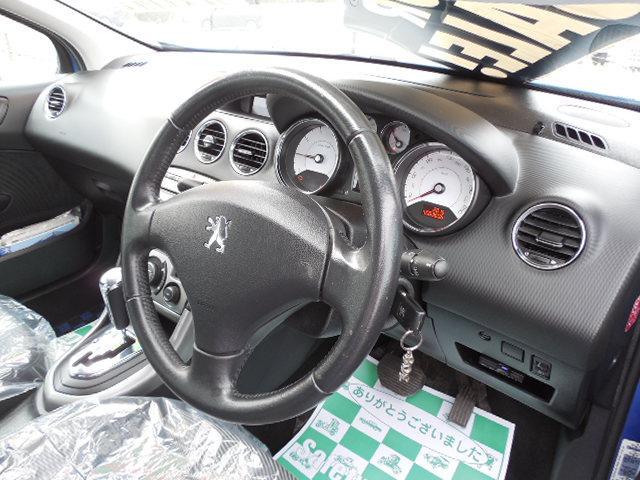 プジョー プジョー 308 プレミアムSDナビフルセグターボ