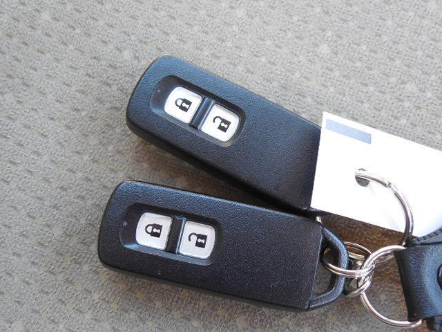 便利なスマートキー2個あります。