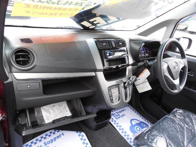 カスタム XスマートセレクションSA LEDヘッドライトフォグランプアイドリングストップ衝突軽減ブレーキ前方誤発進抑制先行車発進おしらせ(8枚目)