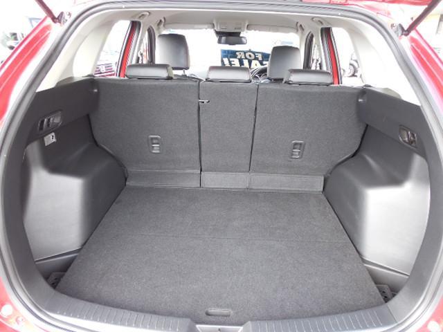 XD Lパッケージ スカイアクティブディーゼルターボ4WDSDナビフルセグ本革シート運転席パワーシート前席シートヒーターアイドリングストップクルーズコントロールリアビークルモニタリングシステム(22枚目)
