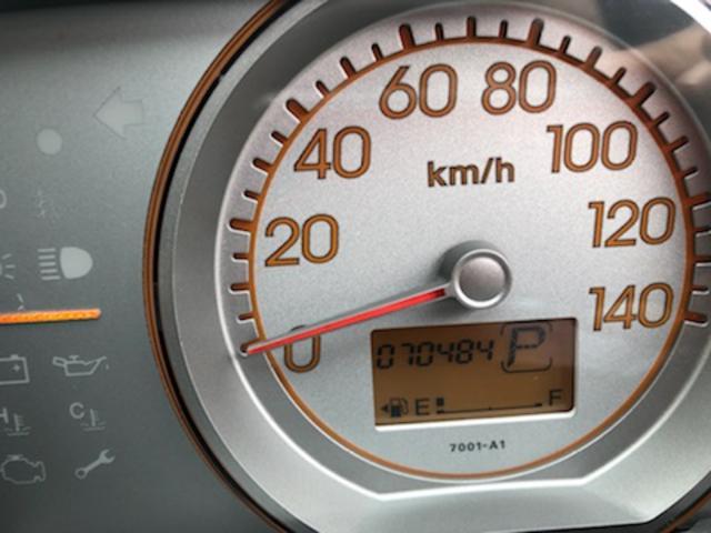 G バックカメラ付CDオーディオ キーレス 13インチアルミホイル 電動格納ミラー 保証付販売 GOO鑑定車(8枚目)
