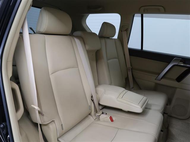 TX Lパッケージ 4WD フルセグ メモリーナビ DVD再生 バックカメラ ETC LEDヘッドランプ 乗車定員7人 3列シート ワンオーナー 記録簿(16枚目)