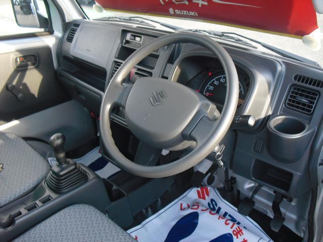 KCエアコンパワステ 4型  4WD/5MT(2枚目)