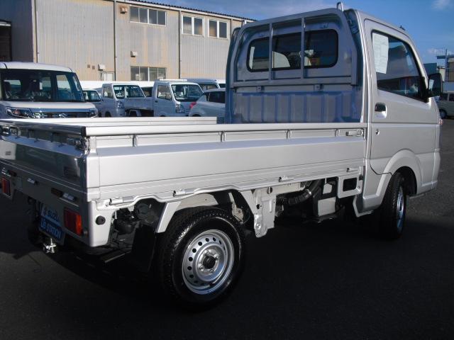 KCエアコンパワステ 4型  4WD/5MT(18枚目)