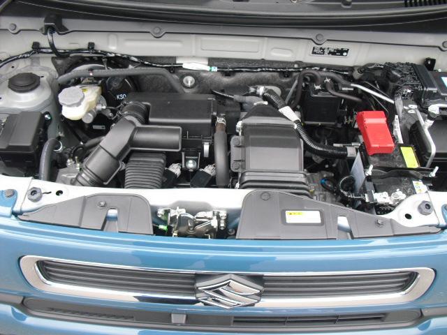 HYBRID Xターボ 4WD ナビ付 衝突被害軽減ブレーキ(19枚目)