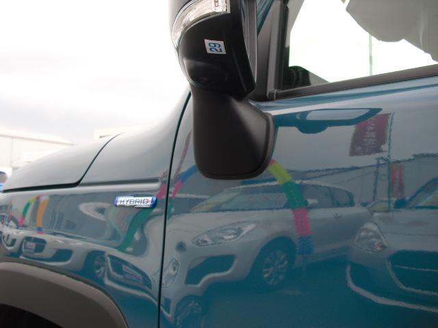 HYBRID Xターボ 4WD ナビ付 衝突被害軽減ブレーキ(27枚目)