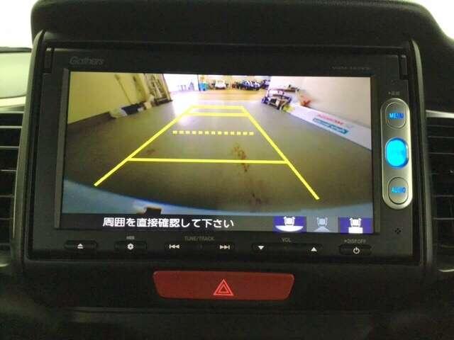G・Aパッケージ メモリーナビ ワンセグTV リアカメラ(9枚目)