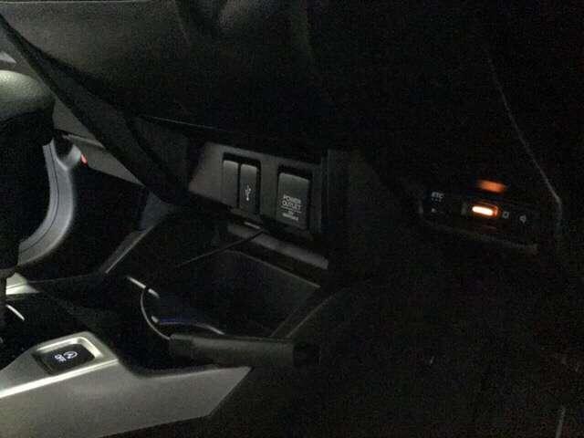 13G・L ホンダセンシング デモカー 禁煙 ドラレコ メモリーナビ バックモニタ スマートキー アイドリングストップ ナビTV キーレス 禁煙 クルコン メモリナビ LED ETC CD DVD 盗難防止システム ABS(14枚目)