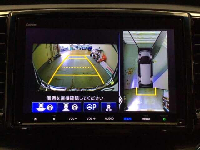 ハイブリッド・ホンダセンシング 7人乗り デモカー 禁煙 ドラレコ前後 両側電動ドア(8枚目)