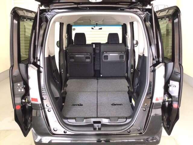G SSパッケージ スマートキー リアカメラ 横滑り防止装置 4WD ETC シートヒーター ナビTV メモリーナビ フルセグ ABS CD DVD 左パワースライド 盗難防止システム アイドリングストップ SRS(16枚目)
