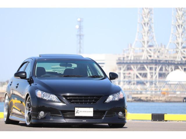 250G Sパッケージリラックスセレクション 車高調(2枚目)