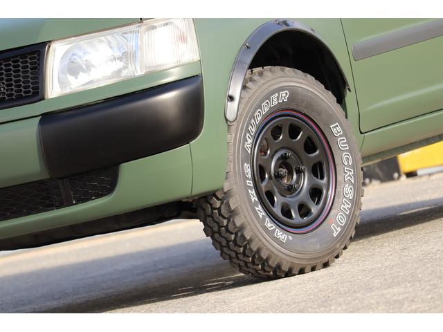 GL 4WD オリジナルフルカスタム インチUP マット塗装(2枚目)