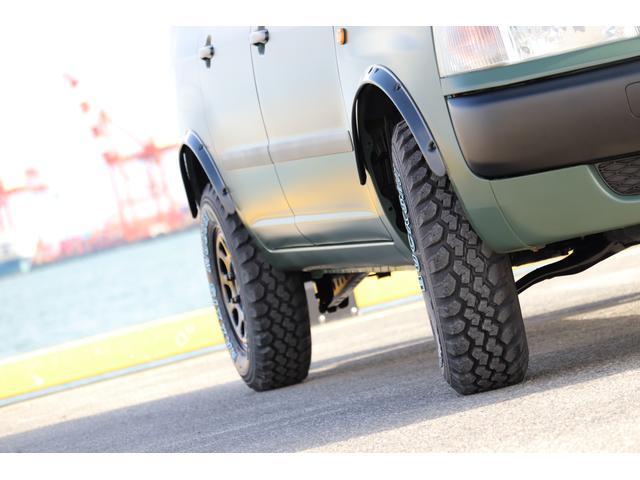GL 4WD オリジナルフルカスタム インチUP マット塗装(4枚目)