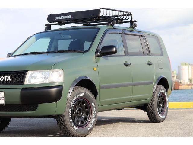 GL 4WD オリジナルフルカスタム インチUP マット塗装(6枚目)