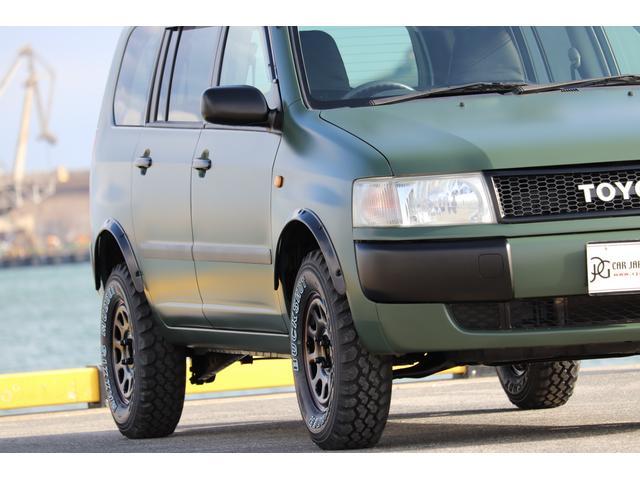 GL 4WD オリジナルフルカスタム インチUP マット塗装(8枚目)