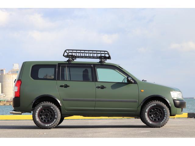 GL 4WD オリジナルフルカスタム インチUP マット塗装(10枚目)