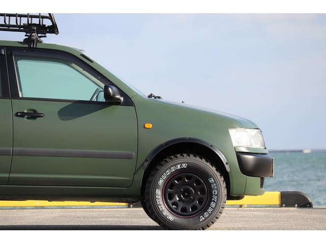 GL 4WD オリジナルフルカスタム インチUP マット塗装(12枚目)