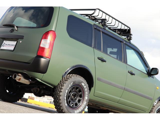 GL 4WD オリジナルフルカスタム インチUP マット塗装(14枚目)