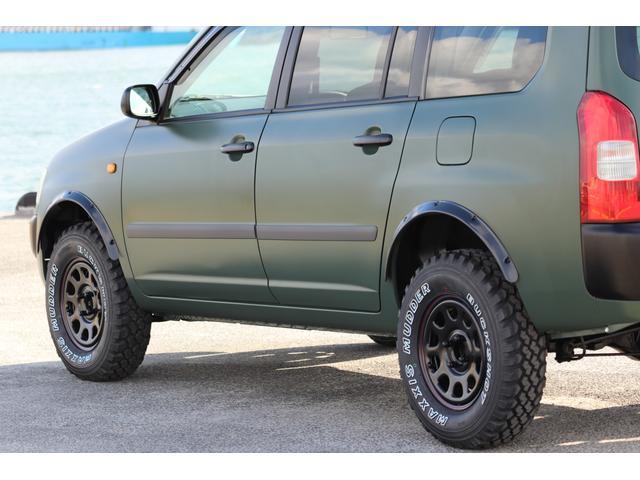 GL 4WD オリジナルフルカスタム インチUP マット塗装(15枚目)