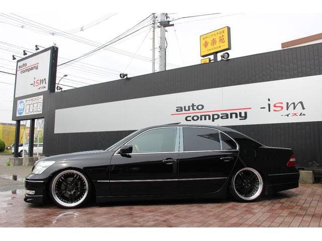「レクサス」「レクサス LS430」「セダン」「宮城県」の中古車4