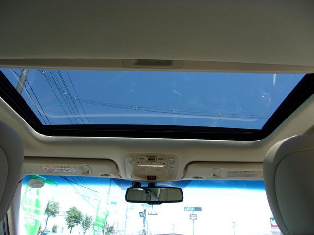 Fバージョン 純正ナビ TV Bluetooth ブルーレイ対応 バックカメラ サンルーフ 革シート パワーシート BSM クルーズコントロール エンジンスターター イージークローザードア LED ETC アルミ(25枚目)