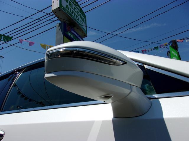 Fバージョン 純正ナビ TV Bluetooth ブルーレイ対応 バックカメラ サンルーフ 革シート パワーシート BSM クルーズコントロール エンジンスターター イージークローザードア LED ETC アルミ(41枚目)